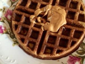 Esperanza Coconut Waffles