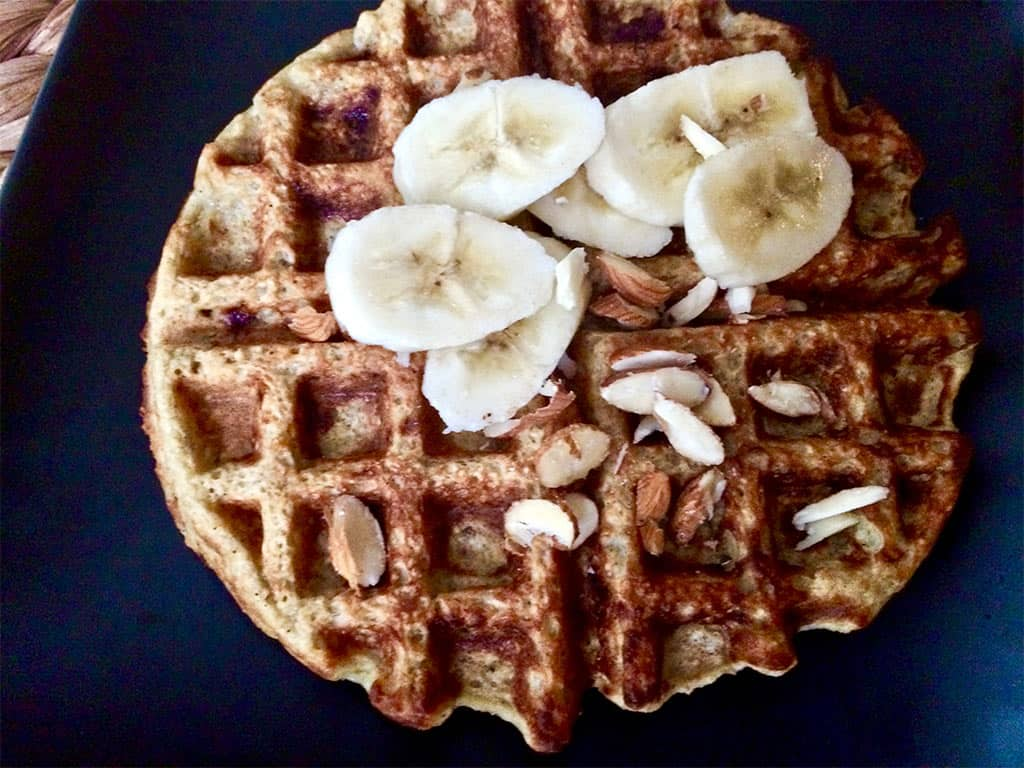Elsinore Oat Waffles